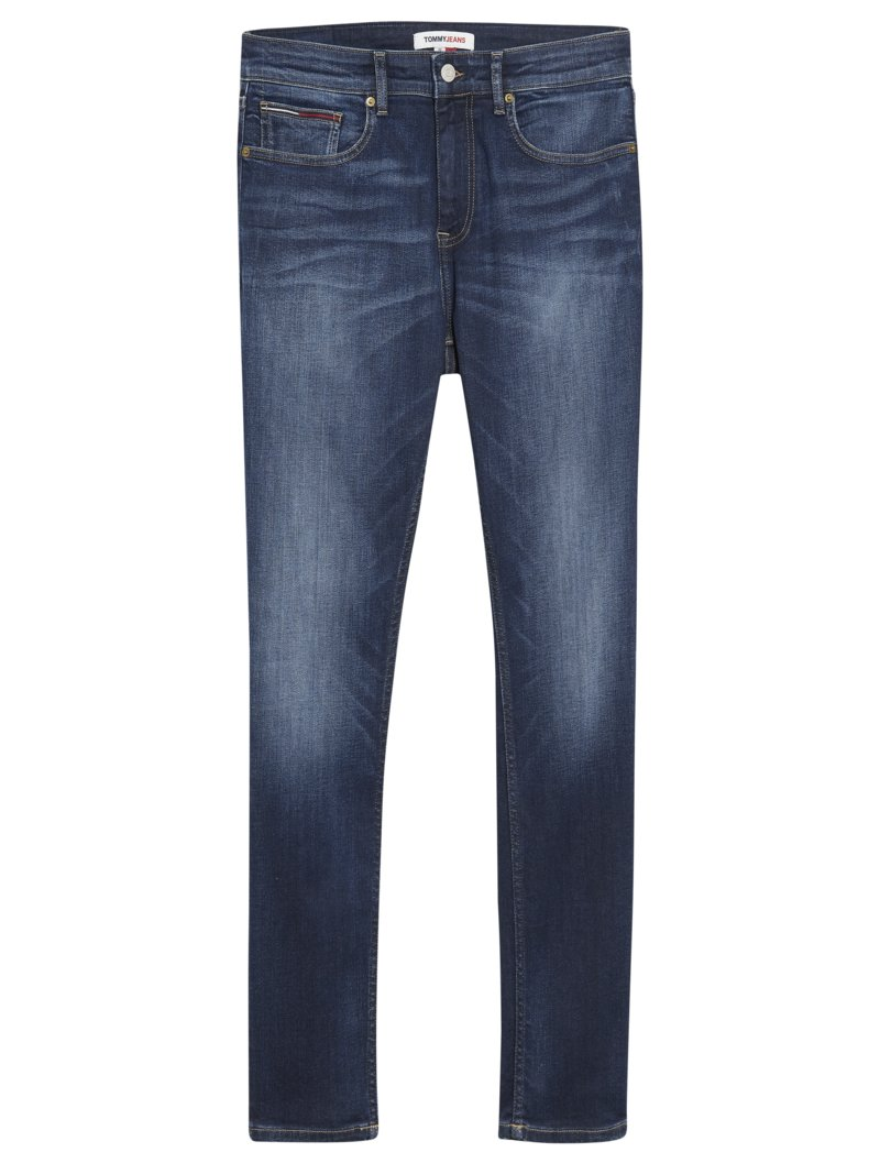 Jeans, Slim Fit, Austin in BLAU