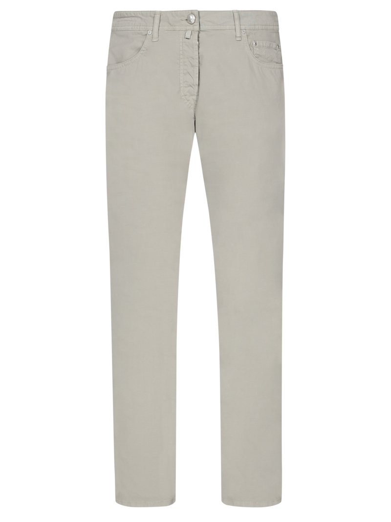 5-Pocket-Hose, Slim Fit, J688 in MARINE