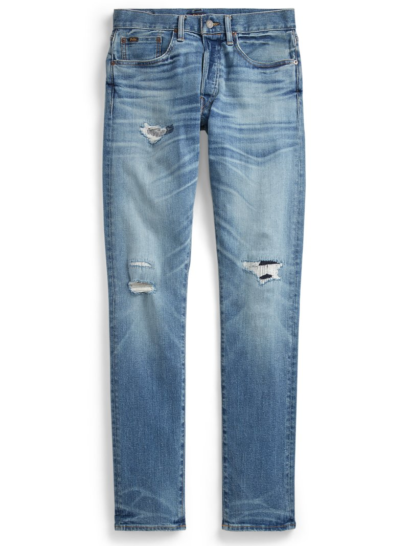 Jeans, Slim Fit, Sullivan in BLAU