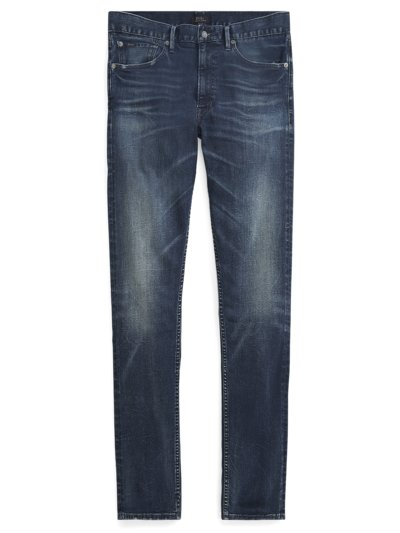 Jeans, Sullivan, Slim Fit in BLAU