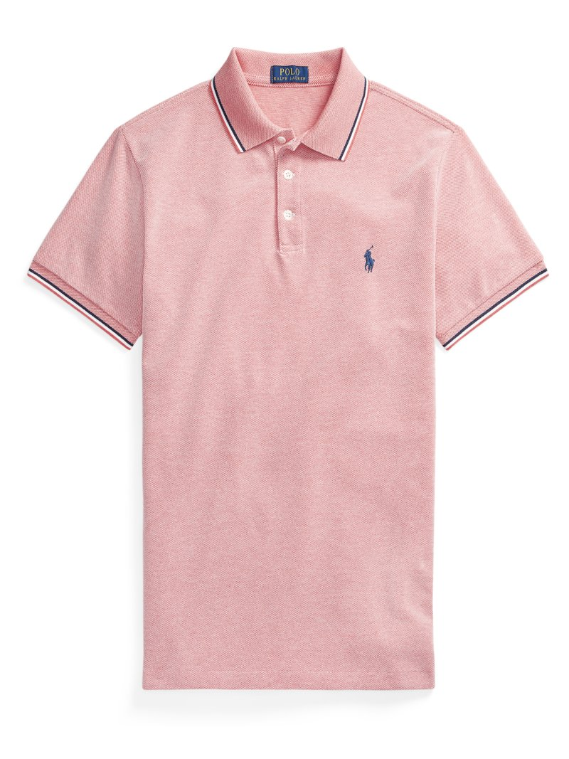 Poloshirt, Slim Fit in MINT