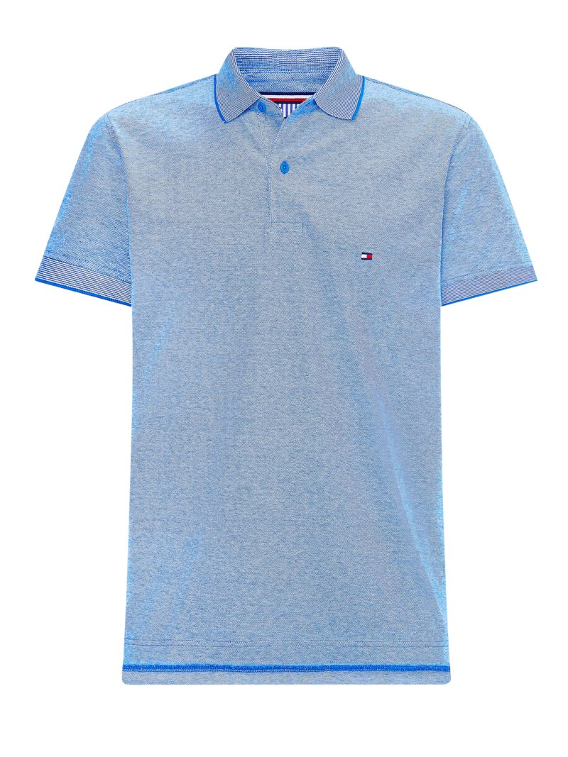 Poloshirt, Regular Fit in GELB