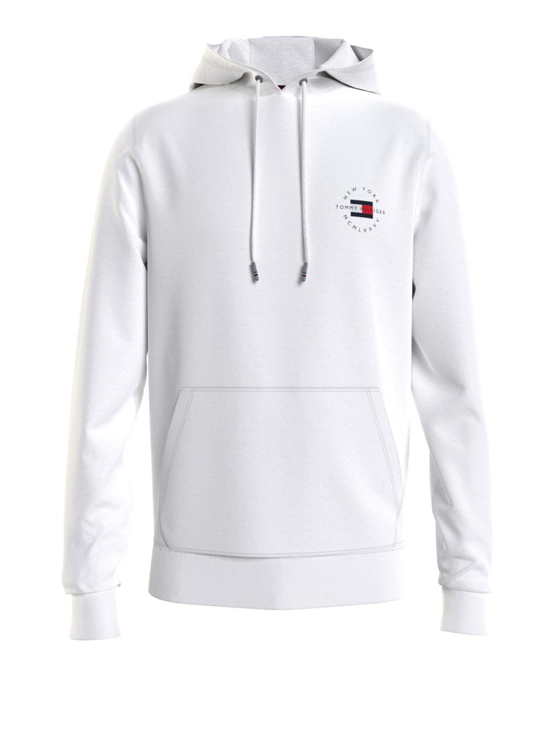 Sweatshirt mit Logo-Emblem in MINT