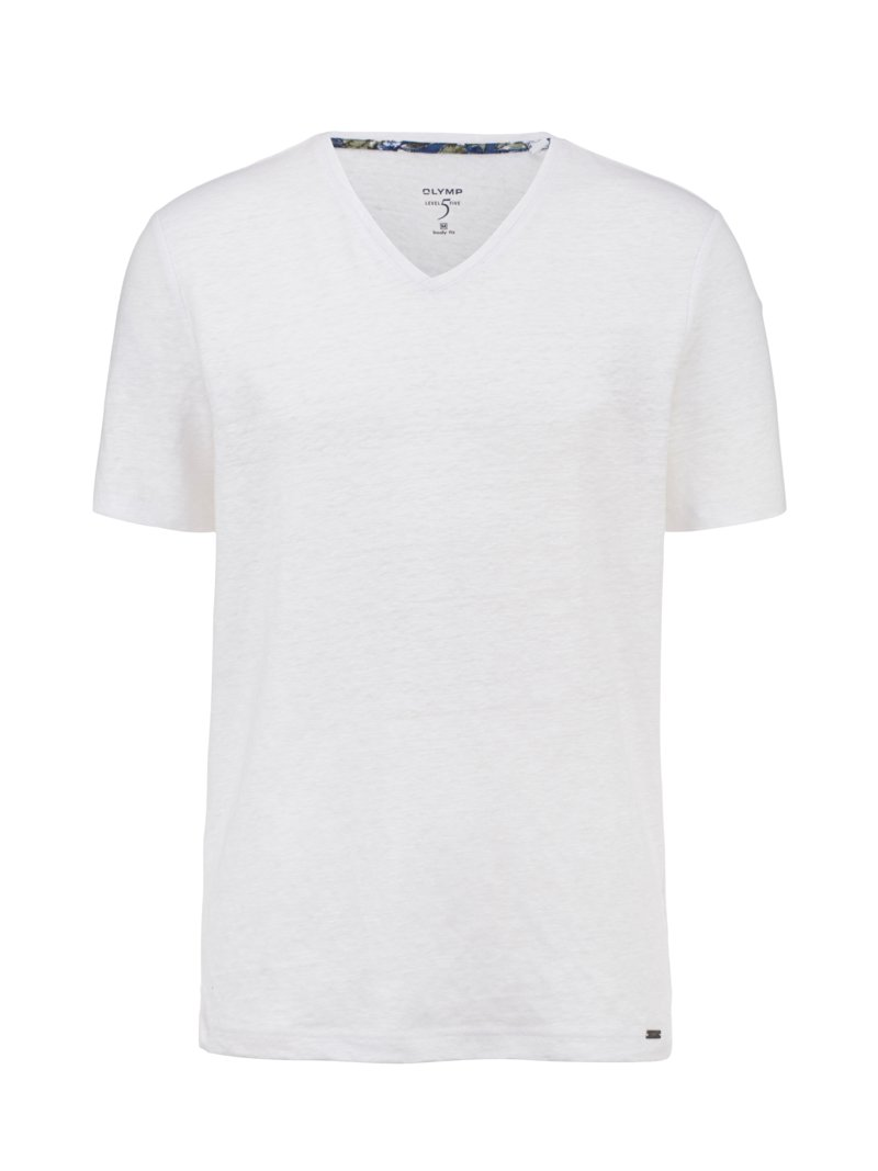 Level Five Body Fit, T-Shirt in MARINE