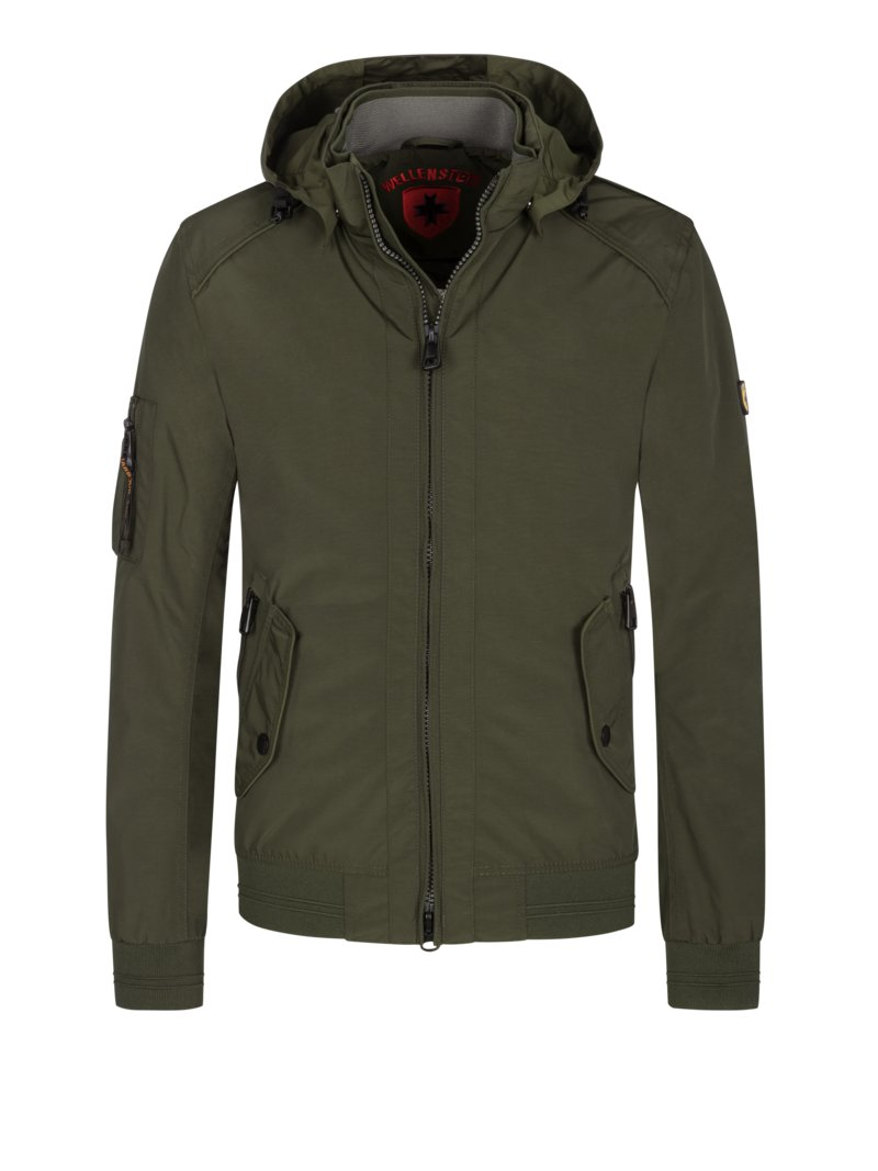 Blouson im Military-Look, Cicero in KHAKI