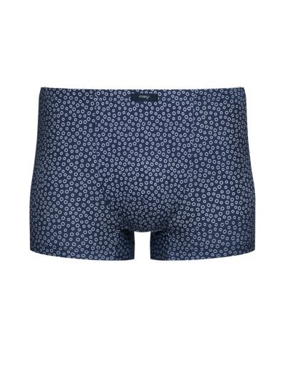Boxer-Trunk mit Muster in MARINE