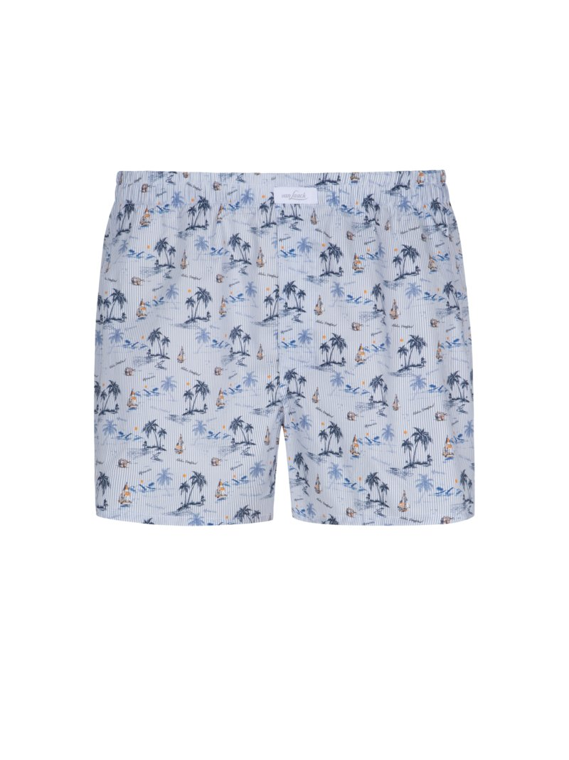 Boxer-Short in BLAU