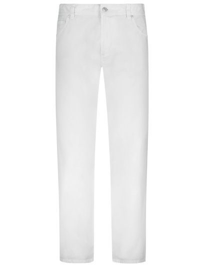 5-Pocket-Hose, Modern Fit in WEISS
