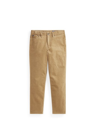 5-Pocket Cordhose mit Stretchanteil, Kids Collection in BEIGE