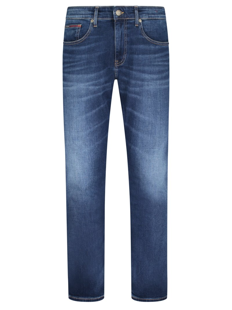 Jeans, Austin, Slim Fit in BLAU