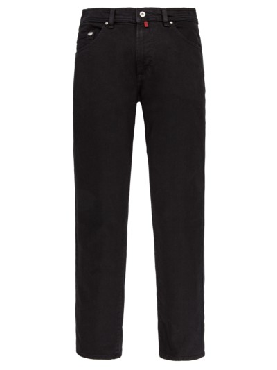 Dijon, Stretch Jeans in SCHWARZ