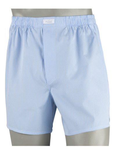 Boxershorts in WEISS