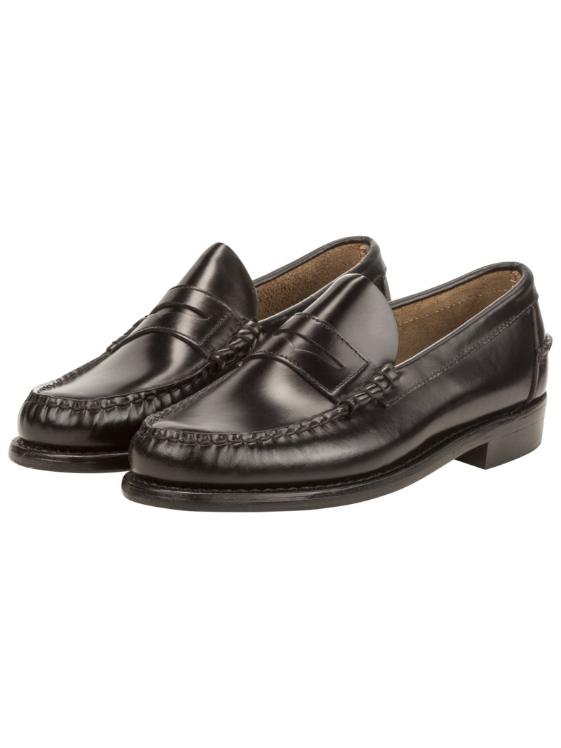 Classic Loafer in BRAUN