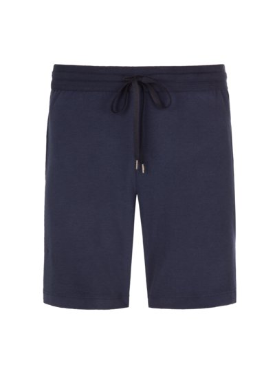 Bequeme Short in BLAU