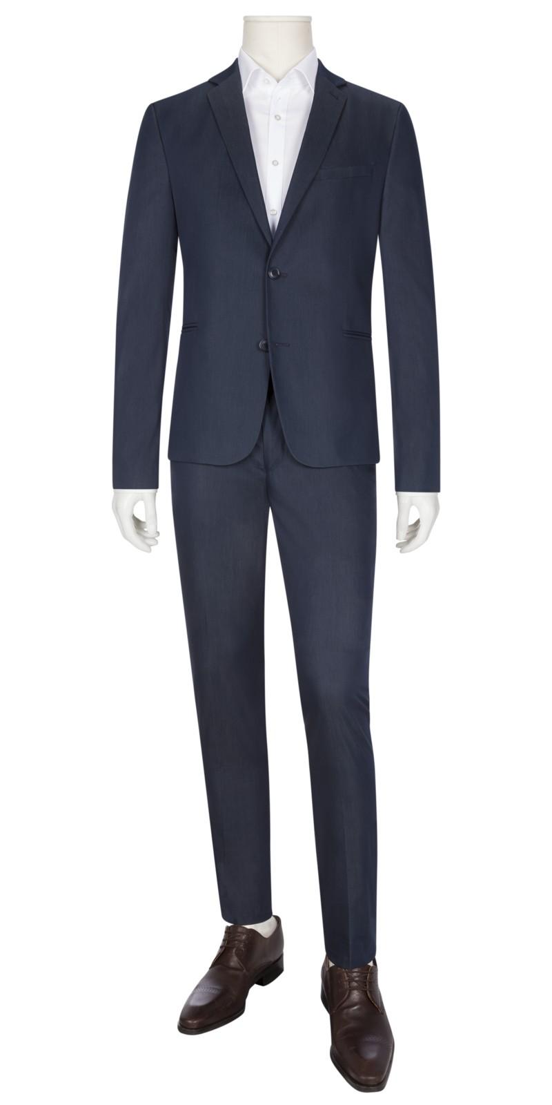 geschickte Herstellung San Francisco Modestil von 2019 Shape Fit Baukasten-Anzug, 5092