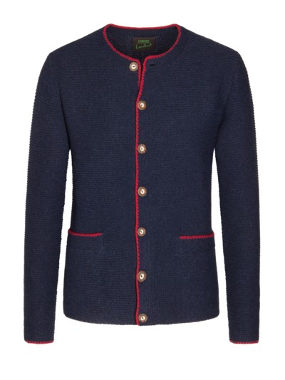 Strickjacke in MARINE