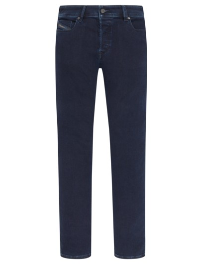 Topmodische Denim Jeans in MARINE