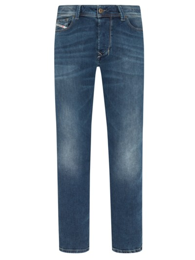 Larkee-Beex Regular Taper in DENIM