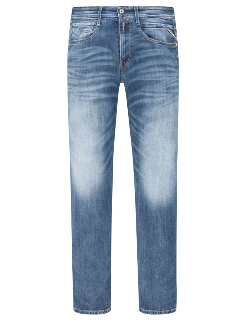 Aktuelle Jeans, Anbass in STONE