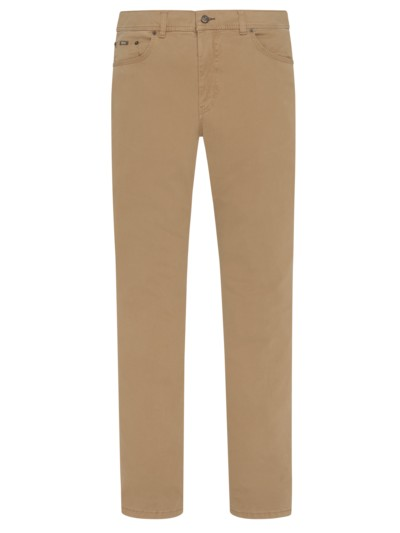 5-Pocket-Jeans mit Stretchanteil, Cooper Fancy in BEIGE