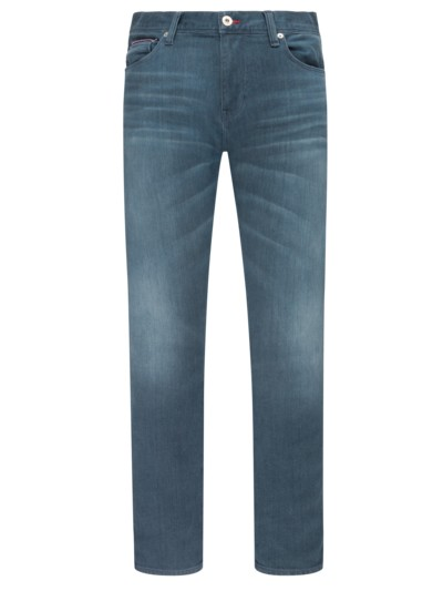 Stretch-Jeans, Bleecker, schmaler Beinverlauf in DENIM
