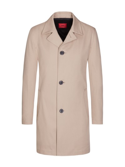 Bequemer Trenchcoat in BEIGE
