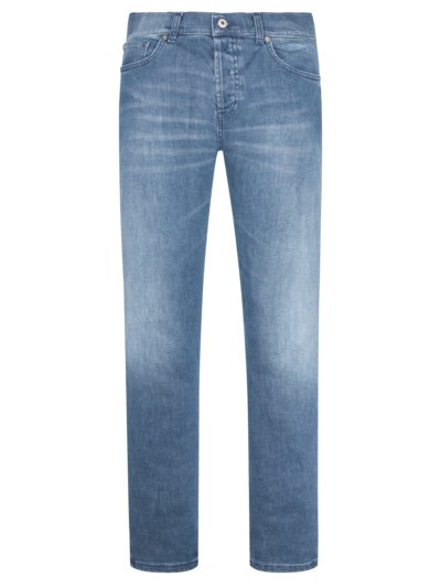 Slim Fit Jeans, Mius in BLAU