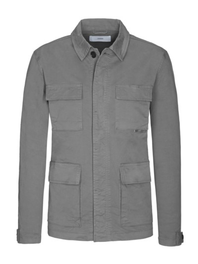 Fieldjacket in GRAU