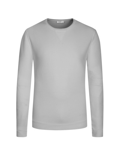 Weiches Sweatshirt in GRAU