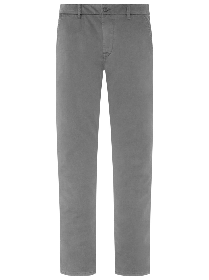 Chino, Slim Fit in BEIGE
