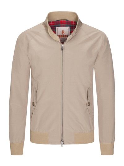 Blouson, G9 Harrington in BEIGE