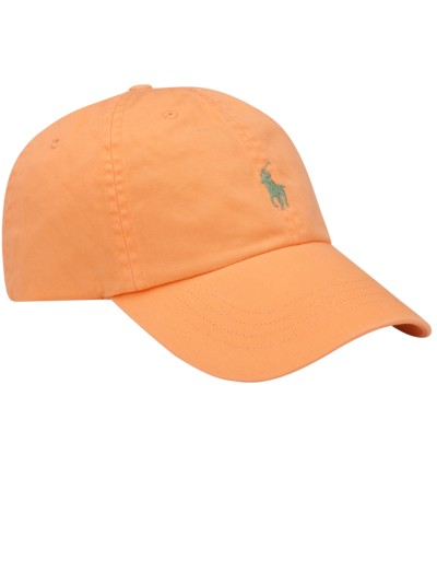 Modische Cap in ORANGE