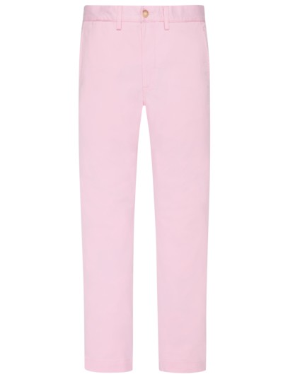 Stretch Slim Fit Chino in ROSE