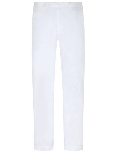 Stretch-Chino in WEISS