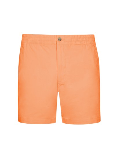Bermuda Short, Classic Fit in ORANGE