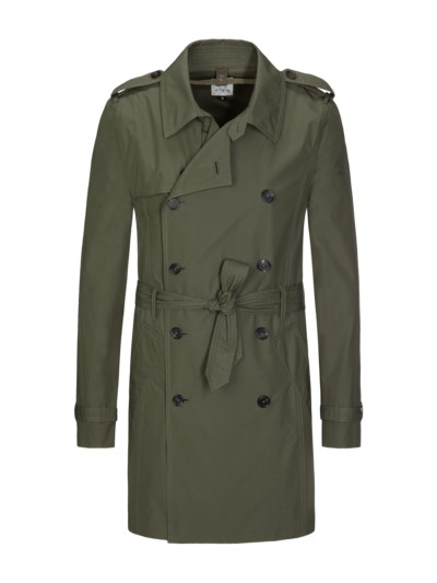 Trenchcoat in OLIV