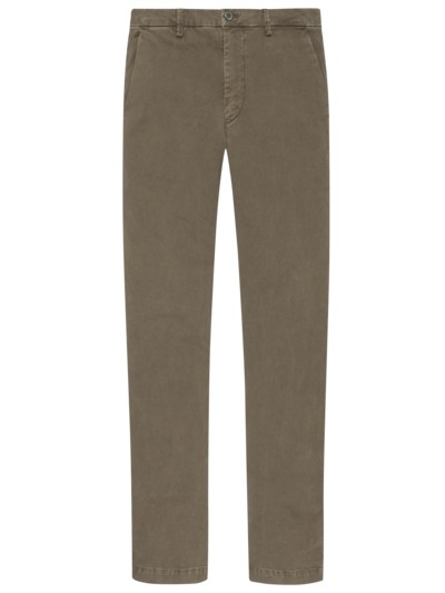 Washed Chino in KHAKI