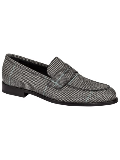 Modischer Slipper in GRAU