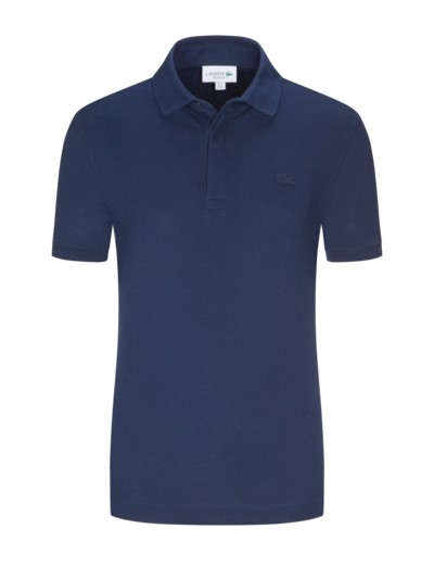 Stretch-Poloshirt, Paris, Regular Fit in NAVY