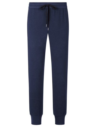 Bequeme Sweatpant in MARINE