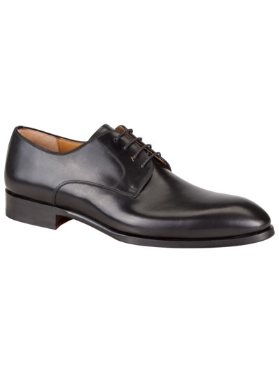 Eleganter Businessschuh in SCHWARZ