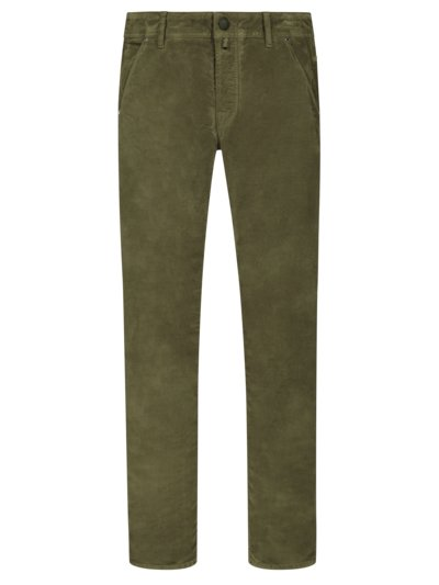 5-Pocket-Cordhose, J613 in OLIV