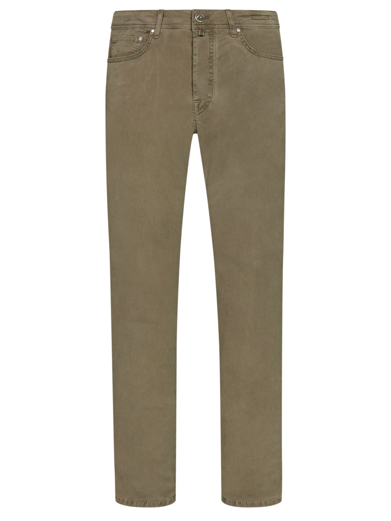 5-Pocket Hose, mit Stretchanteil, J688 in BEIGE