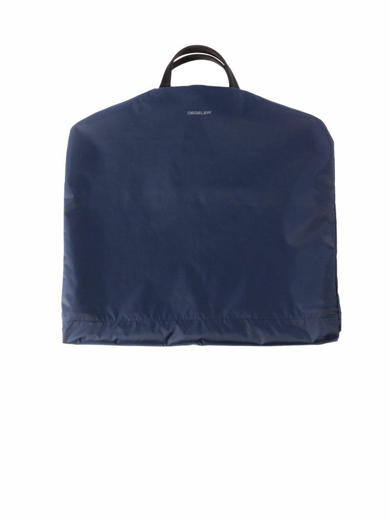Degeler, Anzugstasche, mit zusätzlichem Kleiderbügel in Marine für Herren