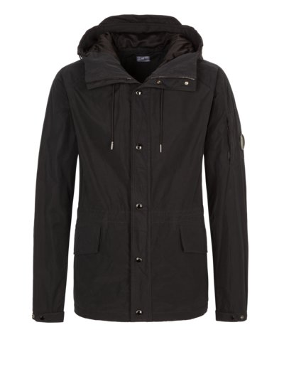 Freizeitjacke in Fieldjacket-Optik in MARINE