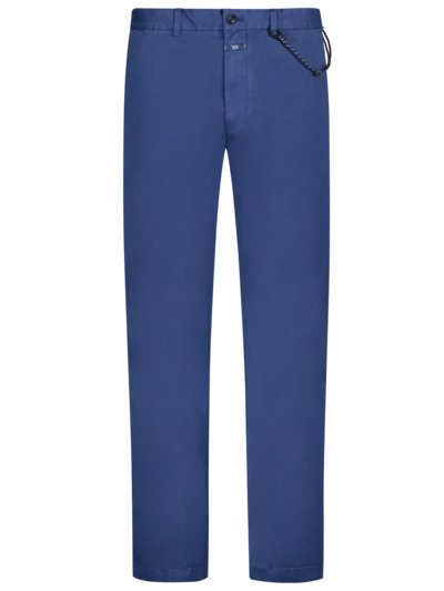 Chinohose, Clifton, Slim Fit in ROYAL