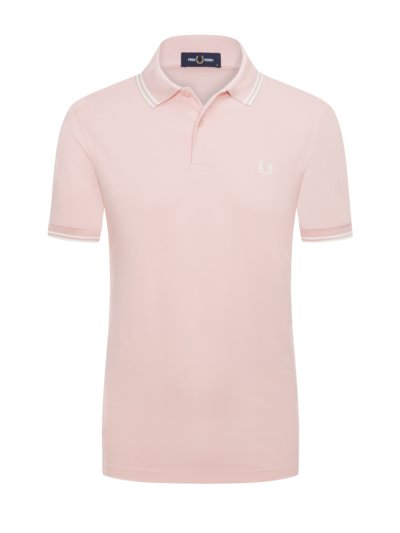 Poloshirt in ROSA