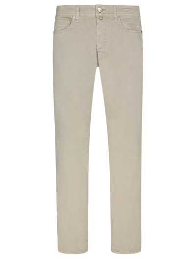 5-Pocket-Hose, J688, Slim Fit in BEIGE