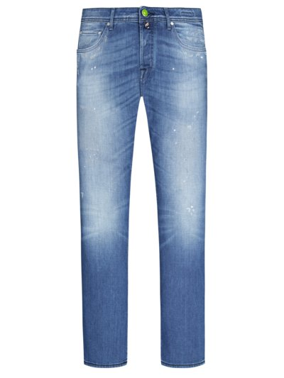Jeans im Destroyed-Look, J622 in BLAU