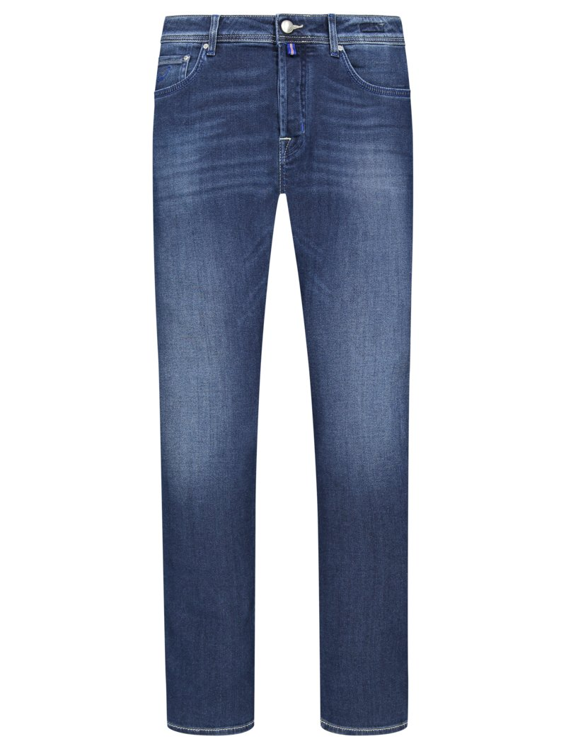 Jeans, J688, Slim Fit in BLAU